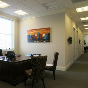 Village At Robinson Farm Office Space Leasing Charlotte NC
