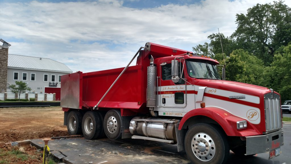 Big Red Truck  Sherwin Williams Red That Is!